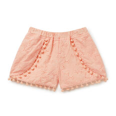 Broderie Shorts