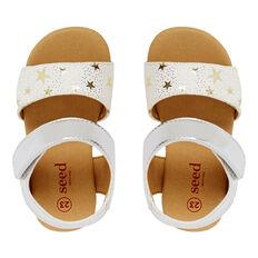 Foil Star Sandal