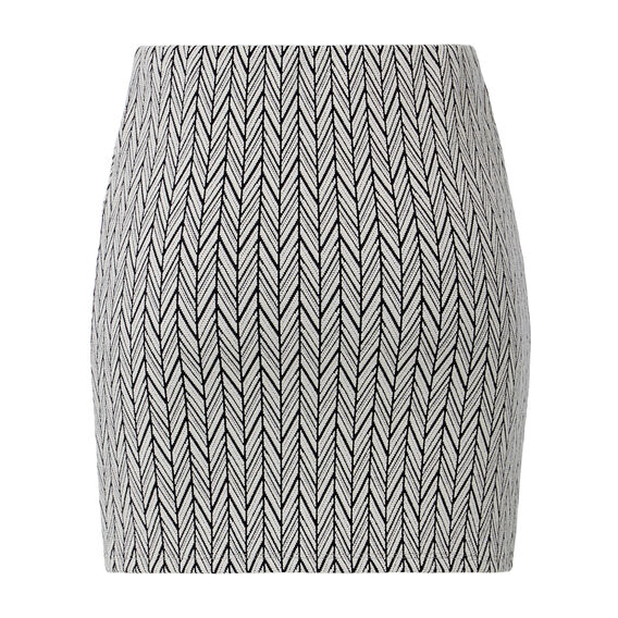 Textured Weave Skirt
