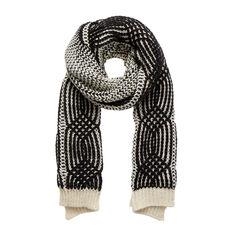 Knitted Loop Scarf