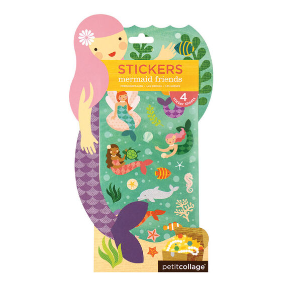 Mermaid Stickers