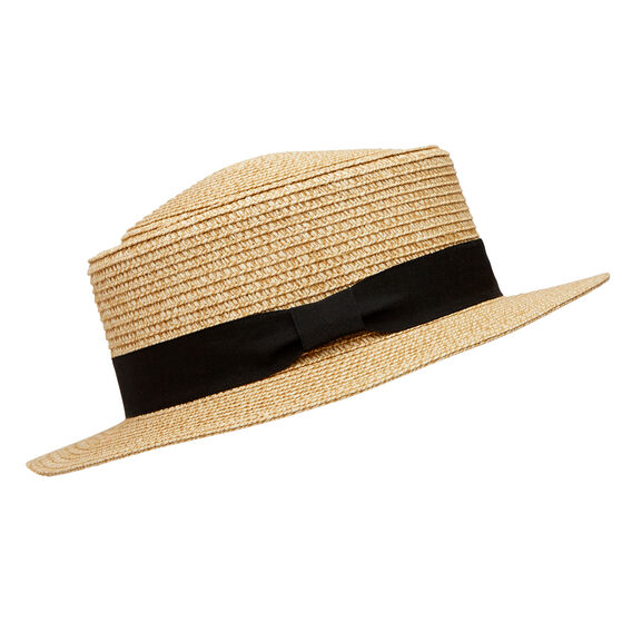 Classic Boater Hat