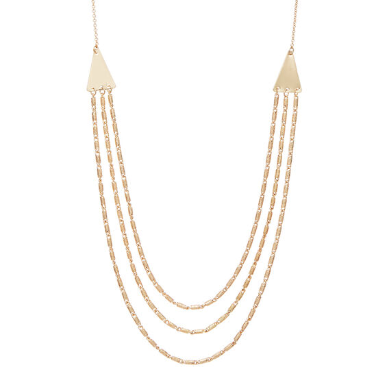 Trio Layer Necklace