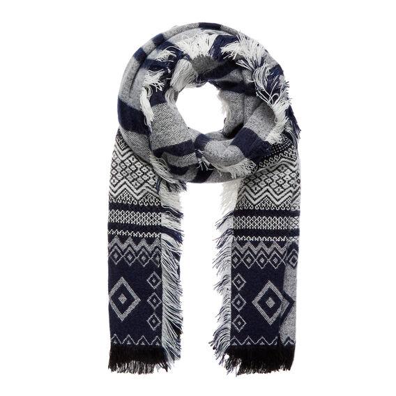 Winter Blanket Scarf
