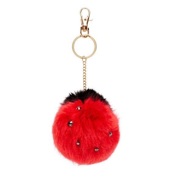 Lady Bug Bag Charm