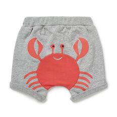 Crab Bum Short