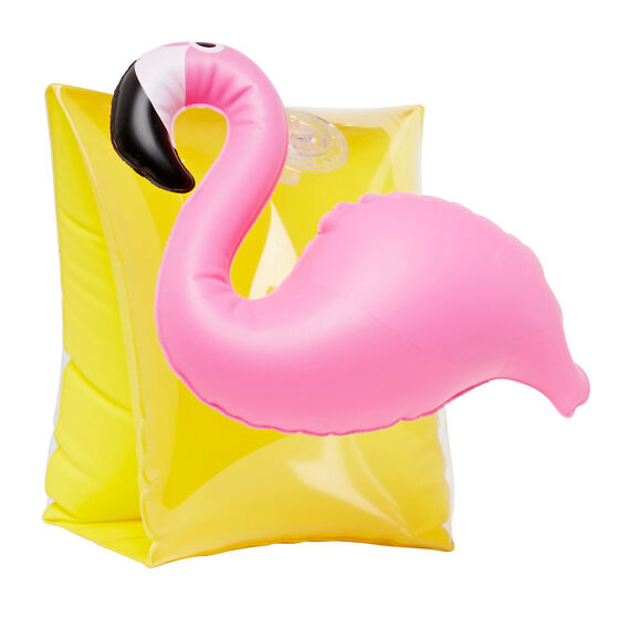 Inflatable Flamingo Arm Bands