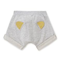Kitty Bum Patch Short