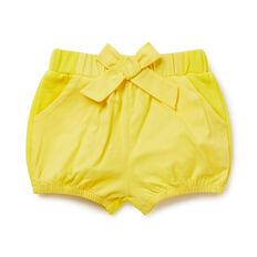 Splice Bow Shorts