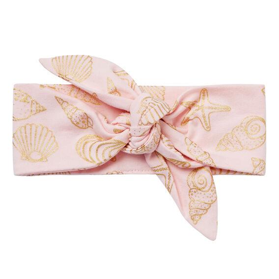 Shell Fabric Headband