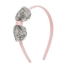 Sparkle Bow Headband