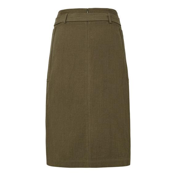 Pebbled Skirt