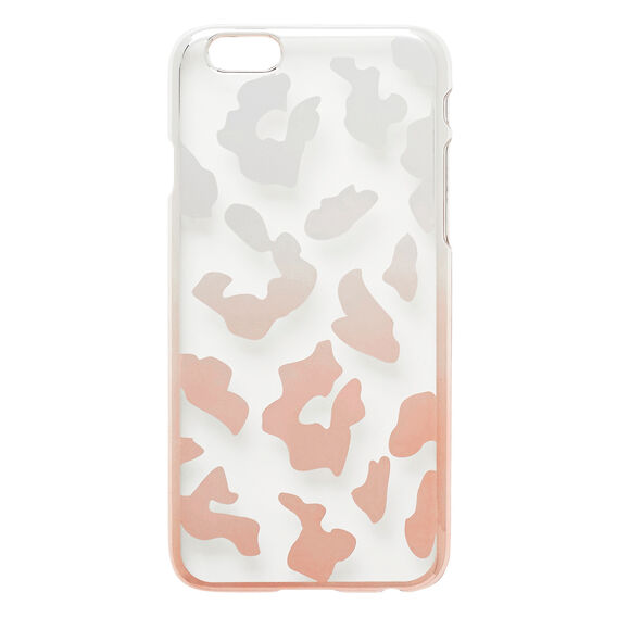 Ombre Ocelot 6 Phone Case