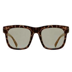 Revo Square Frame Sunglasses
