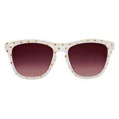 Gold Spot Sunglasses
