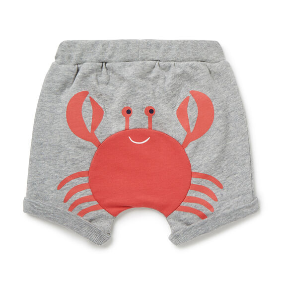 Crab Bum Short