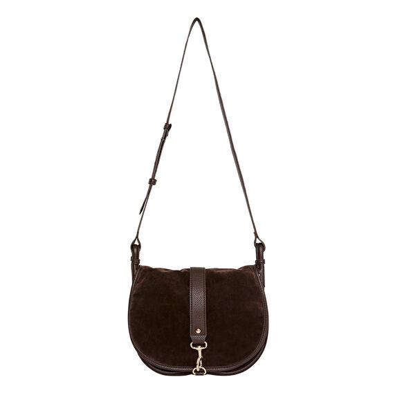 Hazel Saddle Bag