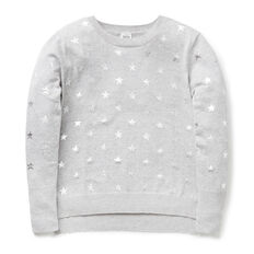 Foil Star Sweater