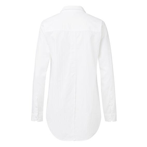 Split Back Shirt