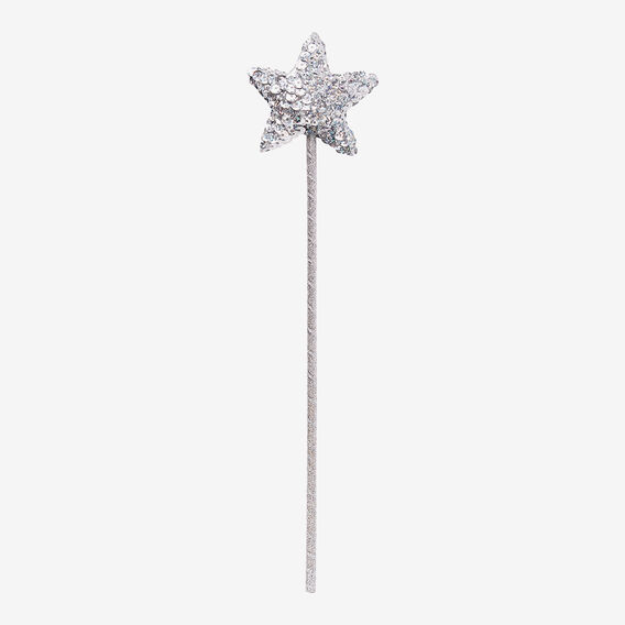 Star Sequin Wand