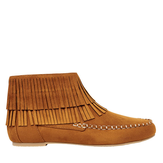 Moccassin Bootie
