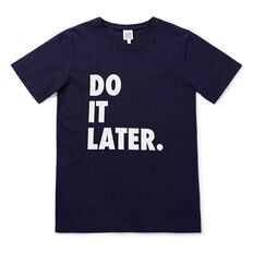Do It Later Tee