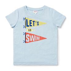 Let's Go Swim Tee