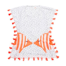 Bubble Fish Poncho