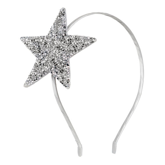 Large Star Headband