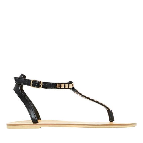 T-Bar Stud Sandal