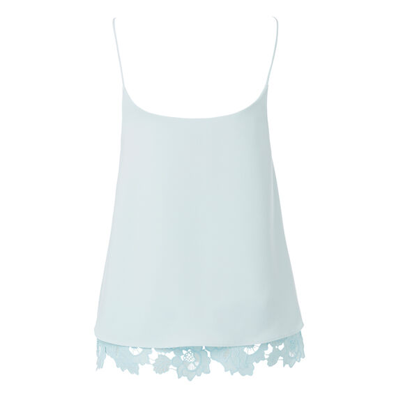 Layered Lace Cami