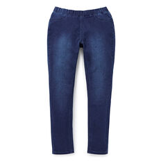 Indigo Stretch Pant