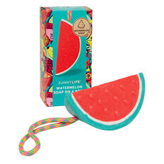 Watermelon Soap On A Rope
