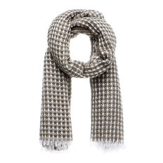 Texture Knit Scarf
