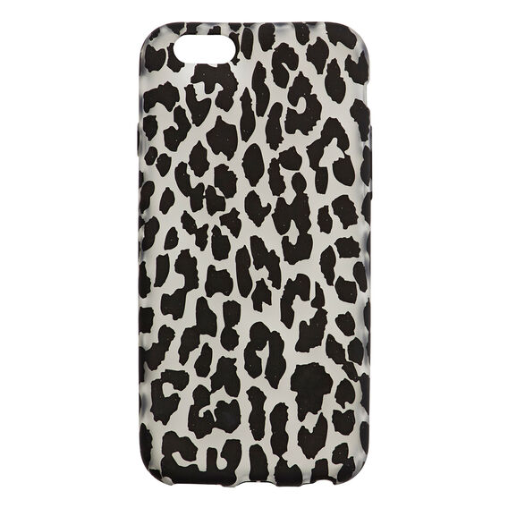 Snow Leopard 6 Phone Case