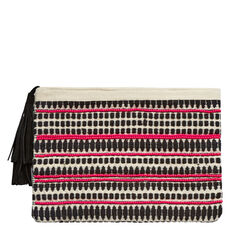 Amalie Beaded Clutch