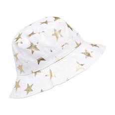 Foil Star Sun Hat