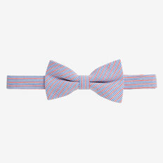 Preppy Stripe Bow Tie