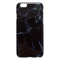 Black Marble Look Phone Case 6