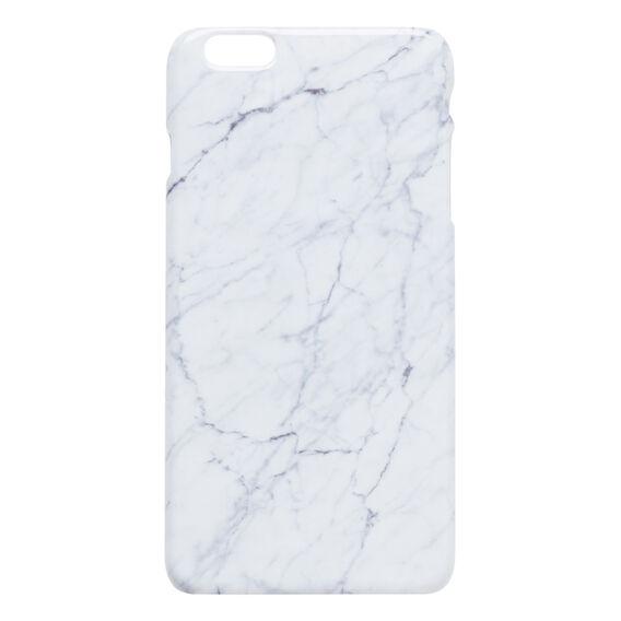 Marble Look Phone Case 6+