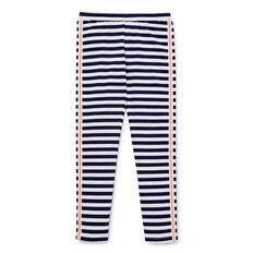Pop Trim Stripe Legging