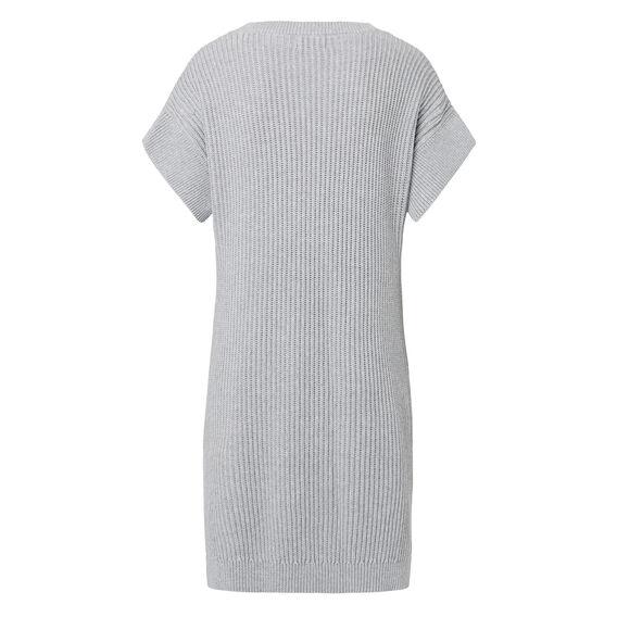 Longline Split Sweater