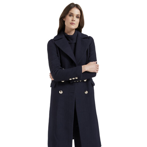 High Waist Flare Suit Pant