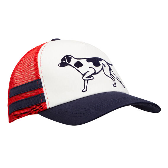 Flocked Dog Cap