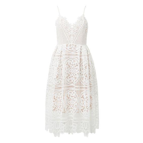 Sweet Broderie Dress