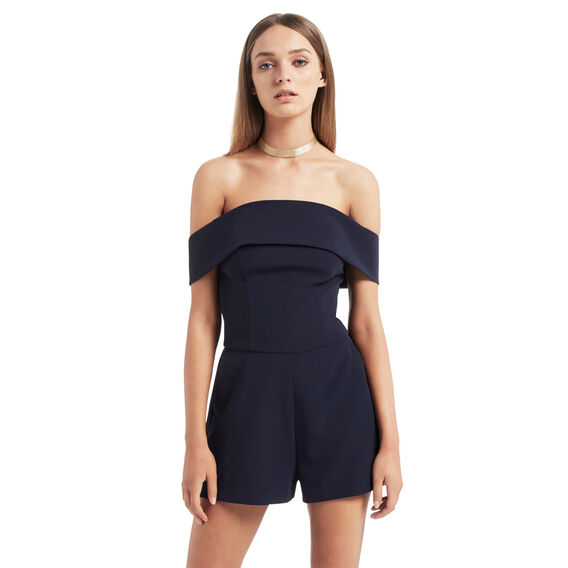 Collection Off Shoulder Jumpsuit