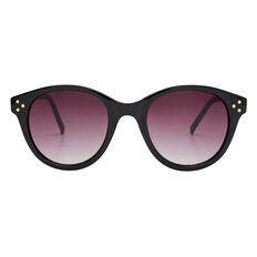 Brooke Round Sunglasses