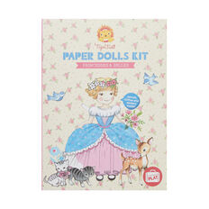 Paper Dolls Kit