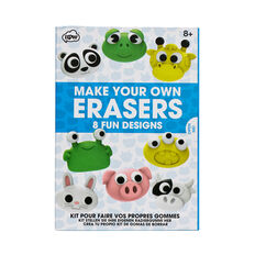 Make Your Own Erasers