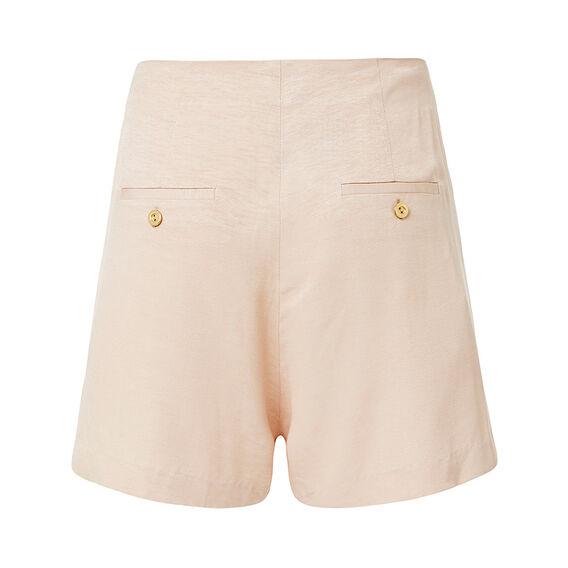 Buttoned Short